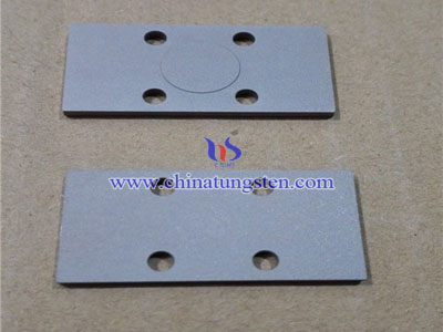 Tungsten copper packaging sheet Picture
